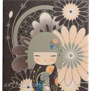 notes kimmidoll z lusterkiem yua życzliwa, notesik, dotorebki, prezent