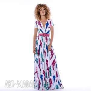 sukienki lorita - sukienka boho, długa, luźna, wygodna