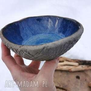 miseczka ceramiczna c141, miseczka, misa, ceramika, misk, kamionkowa