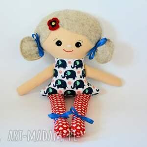 Lala Bella - Marysia 42 cm, lalka, bella, słonik, szczęście, roczek, dziewczynka
