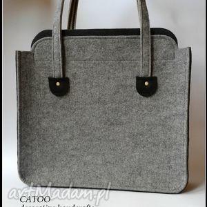 Torebka klasyczna catoo accessories prezent, torebka, torba