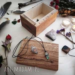 drewniana szkatułka pudełko na biżuterię, pudełko, szkatułka, drewno, drewniana, las