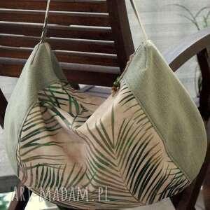 worek na ramię, torba, worek, polski produkt, prezent, egzotyczny motyw