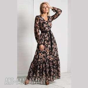 livia clue sukienka isa maxi fatima, maxi, orient, orientalne
