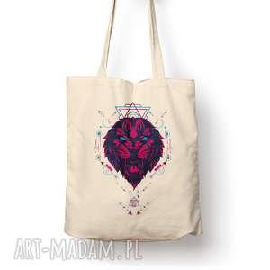 świąteczny prezent, torba - magical tiger, eko, zakupy, torba, bawełna