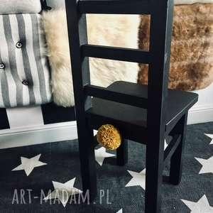 unikalny, krzesełko, krzesełko dla dzieci, drewniane