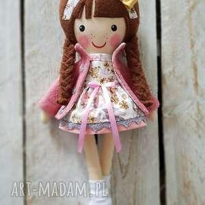Malowana lala weronika lalki dollsgallery lalka, przytulanka