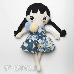 Bawełniana lalka lalalila - poofy cat lalki lalka, lala