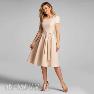 sukienki sukienka anita midi vanillia