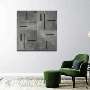 Dekoracja ścienna - obraz stripes #41 ovo design panel