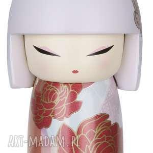 mini doll tikara - skarb, kimmidoll, kokeshi, szczęscie, laleczka, prezent
