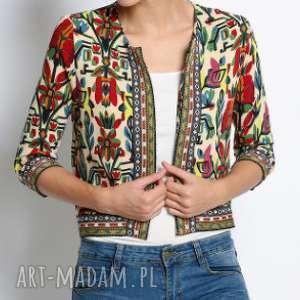 handmade kurtki etniczny orientalny żakiet