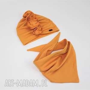 Cieply turban i chusta 20 kolorow, chusta,