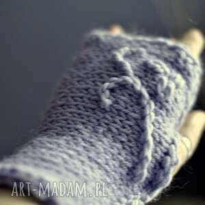 rękawiczki mitenki (nadrutach, prezent kobiece, ocieplacze)