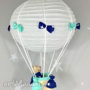 Lampa LaMaDo Latający Miś Polski Handmade , lampa, latający, miś, balon,