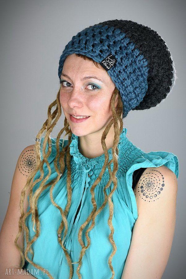 niesztampowe czapki czapka dreadlove triquence 18