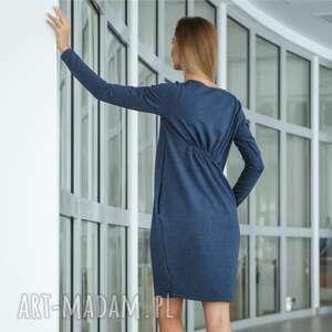 hand-made sukienki welt sukienka dresowa