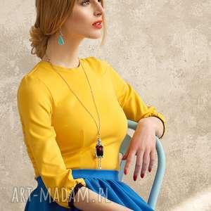Miodowa bluzka voyage bluzki kasia miciak design bluzka, miodowa