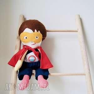 timosimo - przytulanka superhero super bohater, superhero, superbohater