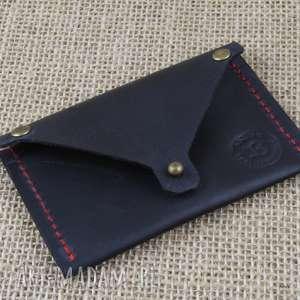 Portmonetka, etui na karty, portfel portfele bruno leatherworks