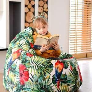 handmade pufa sako, worek do siedzenia, wodoodporna pufa, fotel