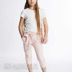 Spodnie DSP08R, eleganckie, wygodne, bawełniane