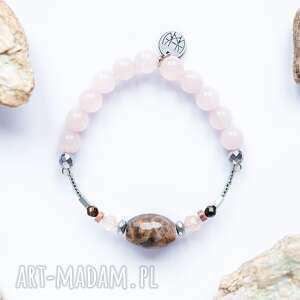 WHW High - Tokio Blossom, kamienna, delikatna, kamień-słoneczny, kwarc-różowy