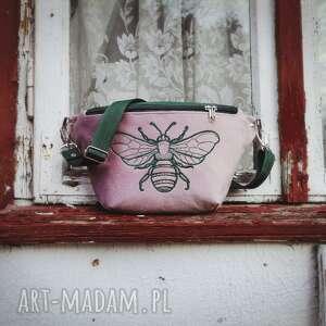 Nerka xxl pszczółka nerki zapetlona nitka pszczółka, pszczoła