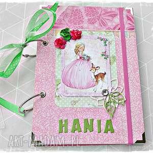 pamiętnik dla dziewczynki, imienny, notatnik, pamiętnik, segregator