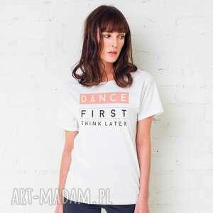 DANCE FISRT Oversize T-shirt, oversize