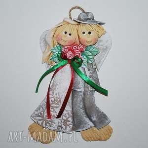 Jeden dzień - aniony ślubne lub jubileuszowe dekoracje magosza