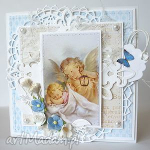 pamiątka chrztu Świętego - chrzest, pamiątka, pudełko, dziecko