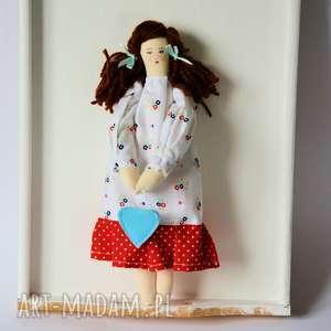 lalka jola 35 cm do zawieszenia, lalka, zawieszka, malowana, dekoracja, rustykalny