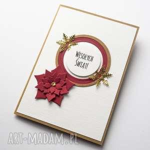 Prezent na święta? Kartka świąteczna - eko2 scrapbooking kartki