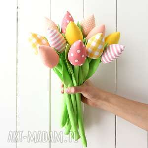 Tulipany, tulipan, kwiaty, dekoracja, kwiatki, bukiet, tulipanów