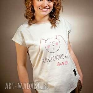 handmade koszulki koszulka damska słodkie wypieki