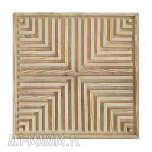 obraz z drewna, dekoracja ścienna /1/, obraz, drewniany, abstrakcja