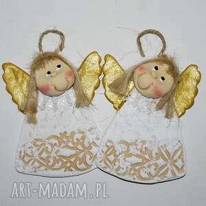 dekoracje siostry moje - aniołki, anioły, na prezent, dla gości, choinkę, pod