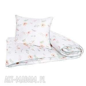 pościel satynowa łąka 160x200 2x50x60, łąka, satyna, bawełna, kwiaty, sypialnia