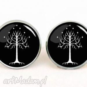 drzewo gondoru ii - kolczyki sztyfty - pierścieni wkrętki, władca
