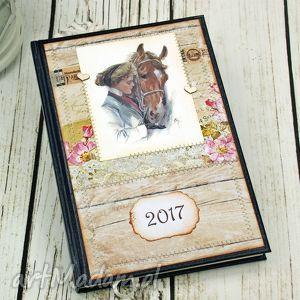 shiraja kalendarz 2017- konie, kalendarz, przyjaźń, prezent