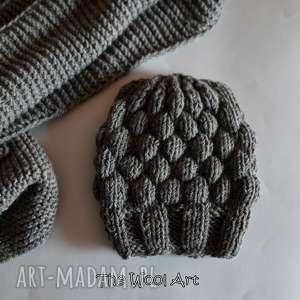 handmade czapki zimowa czapka