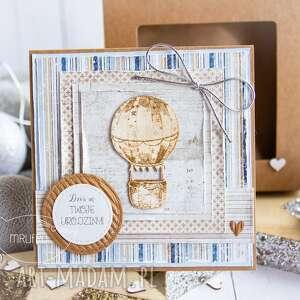 Kartka dla dzieciaczka z okazji roczku, urodzin lub każdej innej