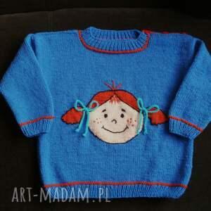 ręczne wykonanie sweterek tola