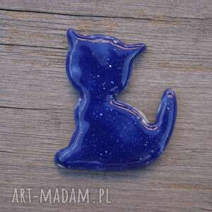 magnesy ceramiczny magnes kot grantowy, kot, magnes, prezent