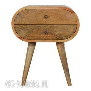 stoły szafka nocna loft styl skandynawski drewno, lite
