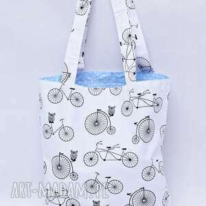 Torba na zakupy zakupowa eko shopperka ramię shopper bag siatka