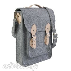 Filcowa torba na ramię, filcowa, filcu,