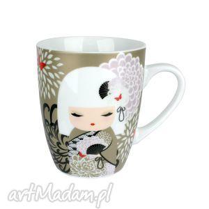 kubek porcelanowy yoriko, kubek, porcelana, dom kubki