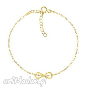 autorskie bransoletki celebrate - infinity - bracelet g
